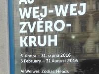 Aj Wej-wej zodiac heads zvěrokruh