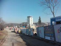 Terasy Barrandov rekonstrukce
